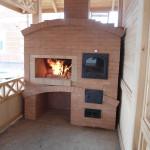 Печка уличная для дачи своими руками - Solbatt.ru