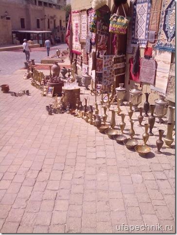 Торговая лавка в Старом городе